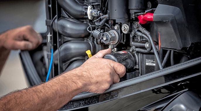 Marine Engine Servicing and Repairs